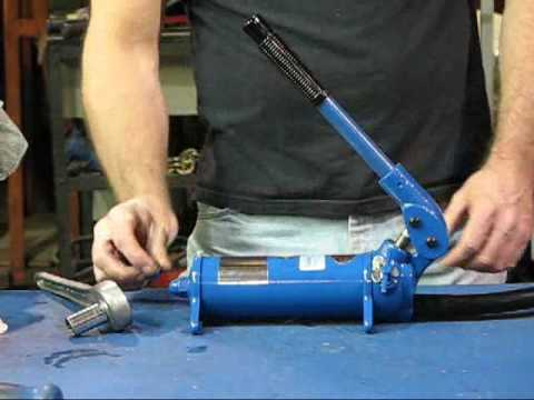 hydraulic bottle jack repair instructions