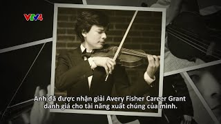 ON THE MIC - World class violinist shows new perspective of chamber music