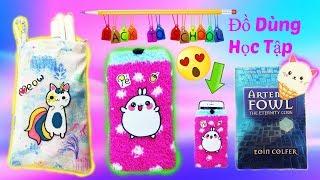 Cách Làm Túi Đựng Phone và Đồ Dùng Học Tập Siêu Cute -D&D Zhejiang Dongzheng Sewing Craft