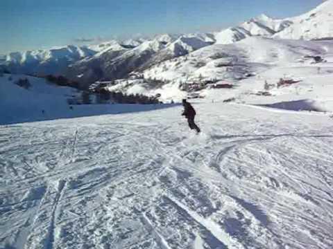 snowboard piani di bobbio 2009 youtube