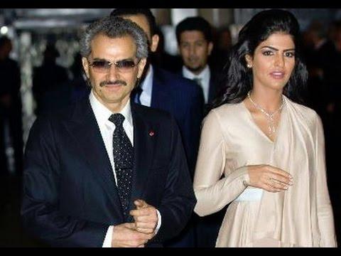 الأمير الوليد بن طلال: ينفصل عن زوجته أميرة الطويل رسمياً ...