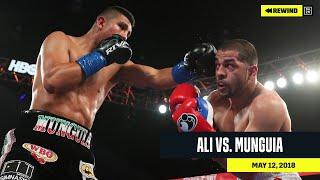 FULL FIGHT | Sadam Ali vs. Jaime Munguia (DAZN REWIND)