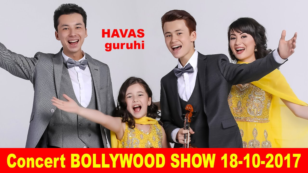 havas guruhi concert bollywood show youtube