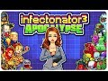 Infectonator 3 global zombie virus infectonator apocalypse gameplay part 1 mp3