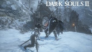 Dark Souls III - Ashes of Ariandel DLC Gameplay Trailer | PS4, XB1, PC