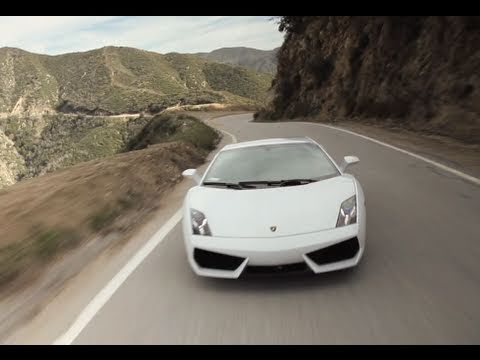 How is a Supercharged Lambhini Gallardo