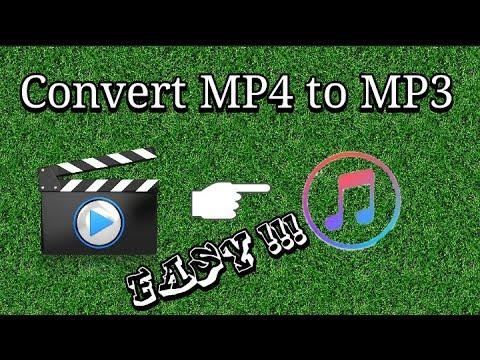 Cara convert MP4 ke MP3 tanpa aplikasi