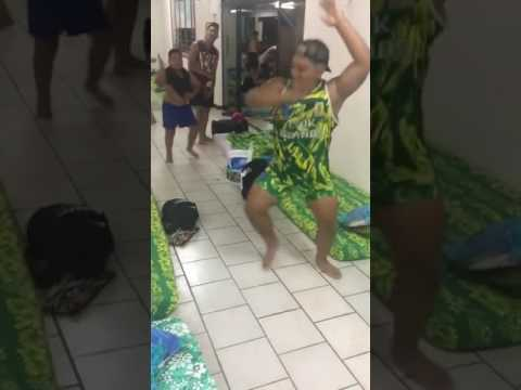 Cook Islands Version - The way you move challenge