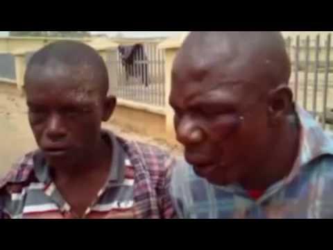 ARM ROBBERS IN KADUNA (Hausa Version)