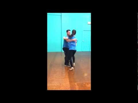 Brazilian Dance Academy Bachata Demo