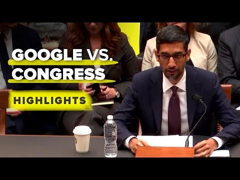 Google's congressional hearing highlights in 11 minutes Mp3
