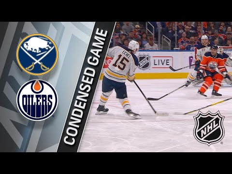01/23/18 Condensed Game: Sabres @ Oilers