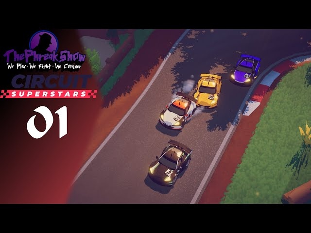 Let's Play Circuit Superstars - Part 1 - It's Been Over 2 Decades!