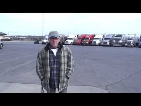 April Flying Truck Stop Napanee Highway Ontario Canada Hd