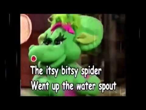 Barney: Itsy Bitsy Spider