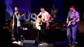 Jesus Conference 2012 band - Sind armastan