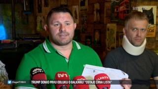 OGLASIO SE I DENIS STOJNIĆ U VEZI DELOŽACIJE (22 06 2017)