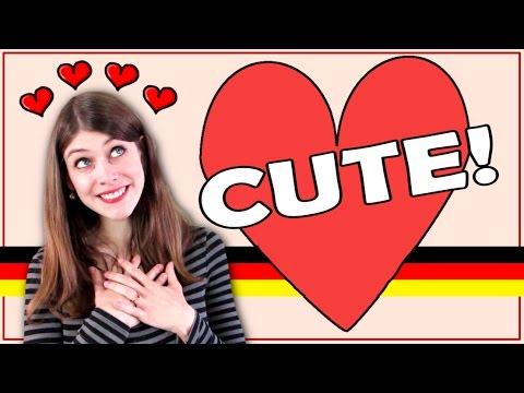 7 CUTEST German Words