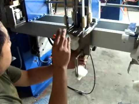 Aluminum Blind Making Machine (Hydraulic System )- How to Change Machine Parts from 50MM to 25MM