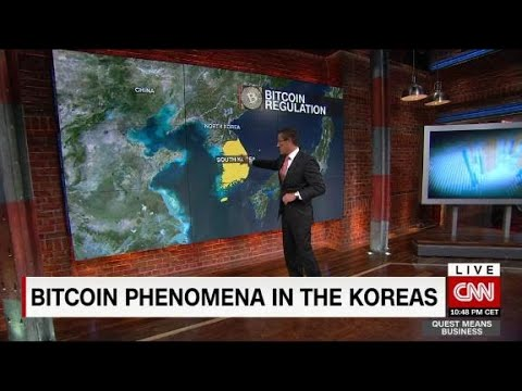 North & South Koreans are OBSESSED with bitcoin