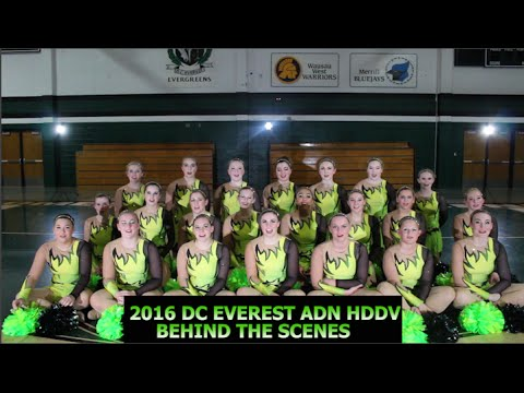 "2016 DC Everest ""Unbelievable"" HDDV Behind the Scenes & New Year Vlog 