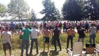 Bierkratjes lied tijdens de #4daagse #nijmegen