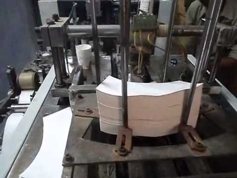 Paper Cup and Plate Making Machine By N.R. International, New Delhi