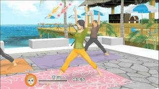 ExerBeat: Yoga & Pilates Gameplay