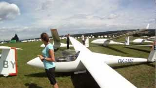 Looking Back At 2012 Gliding
