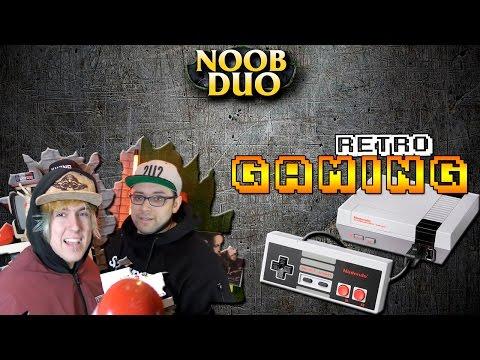 NoobDuo - RetroGaming (NES)Feat . Lynx