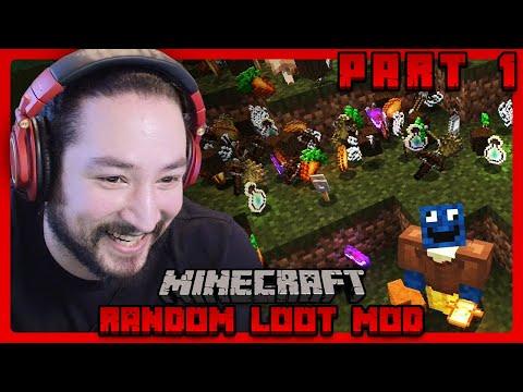 [ 1 ]  WE NEED TOOLS • Minecraft Loot Randomizer