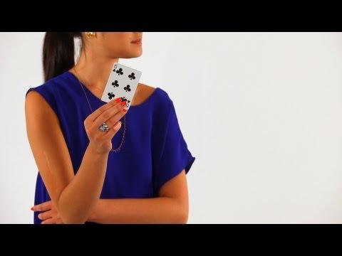 How to Find a Person's Chosen Card | Coin & Card Magic