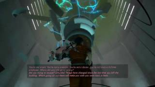 Portal: New Ending in Thirdperson