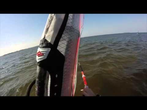 Windsurf Strand Horst 11 april 2016 540p nm