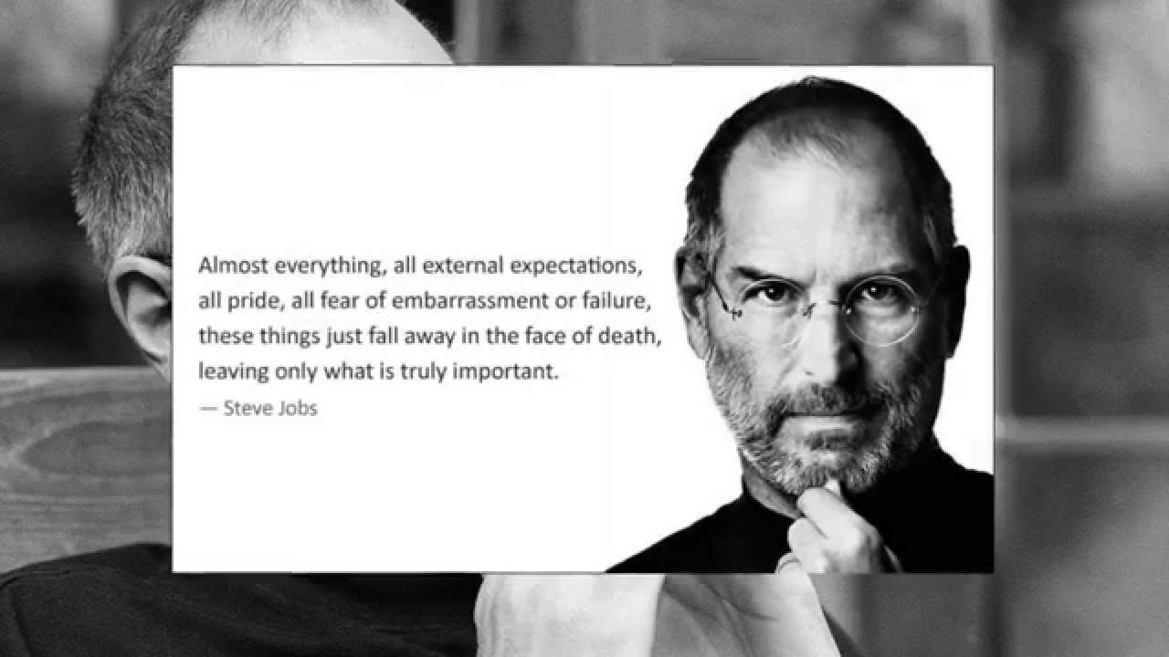 8 Steve Jobs Quotes That Could Change Your Life | Apple CEO Steve Jobs    YouTube