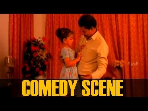 Devan, Baby Shamili and Jagathy Sreekumar Comedy Scene ||  Pookkalam Varavayi
