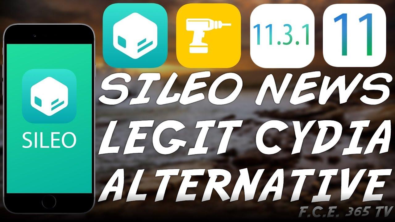 iOS JAILBREAK NEWS: SILEO (LEGIT CYDIA ALTERNATIVE) PUBLIC