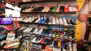 Go Inside Top Shelf, One of the Most Slept On Sneaker Shops on the East Coast   Open the Box
