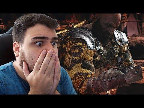 KRATOS PRECISA DE ALGO DO SEU PASSADO! - GOD OF WAR PS4 - PARTE 16
