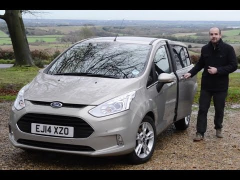 ford b max 2014 review telegraph cars youtube. Black Bedroom Furniture Sets. Home Design Ideas