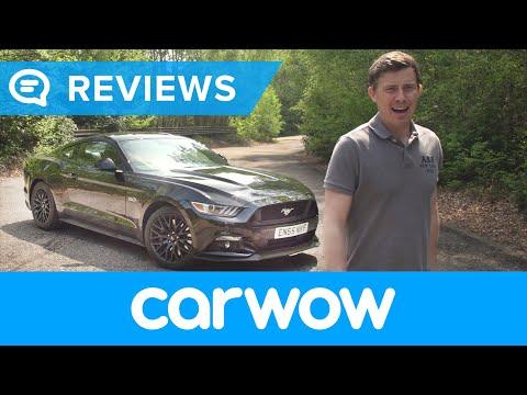 Ford Mustang V8 Sports Car 2018 review | Mat Watson Reviews