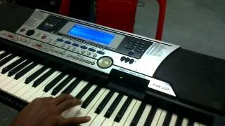 dard dilo ke kam ho jate on keyboard piano instrumental reprise