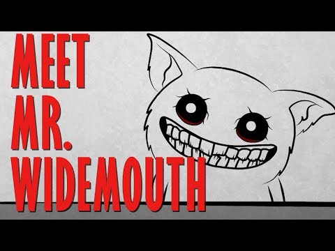 DON'T PLAY MR. WIDEMOUTH'S GAMES! -  Creepypasta Story Time // Something Scary | Snarled