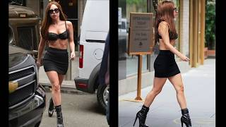 Repeat youtube video Lady Gaga's bulimia & weight gain 2014, my advice to her.