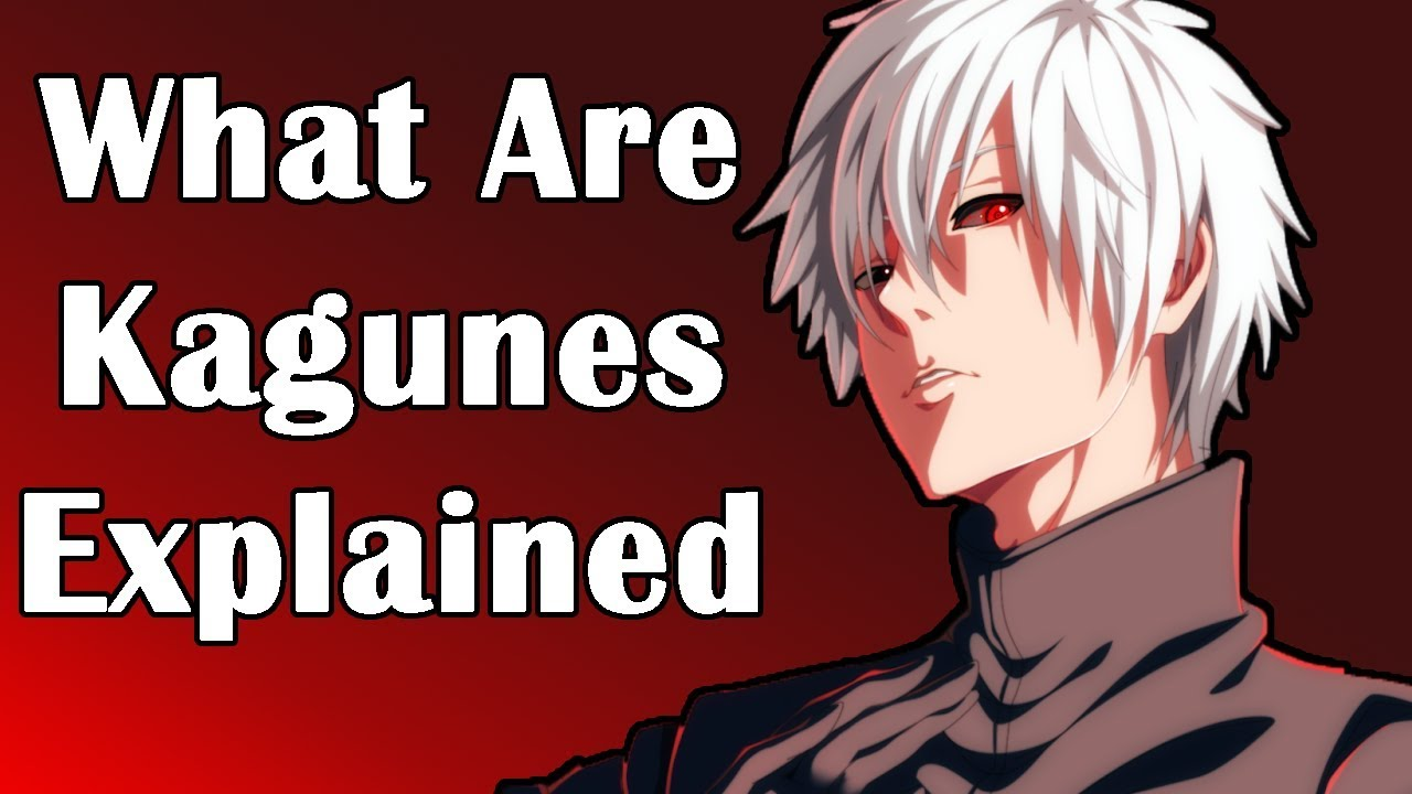 Download What Is A Kagune (Tokyo Ghoul Re Explained)