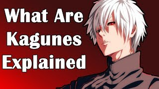 What Is A Kagune (Tokyo Ghoul Re Explained)