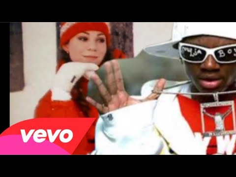 All I Want For Christmas Is You X Crank That Soulja Boy Mariah Carey Soulja Boy Official Video Youtube