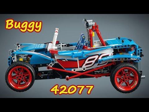 Lego Technic  42077  Buggy - MODEL B