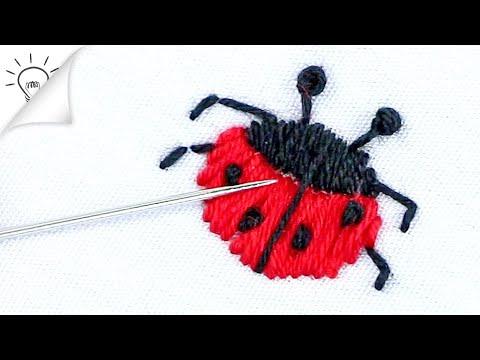 6 Hand Embroidery Stitches | Thaitrick - วันที่ 08 Dec 2019
