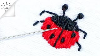 6 Hand Embroidery Stitches | Thaitrick